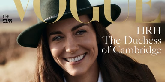 Duchess Kate Ditches Her Skinny Jeans For Overalls In Vogue UK
