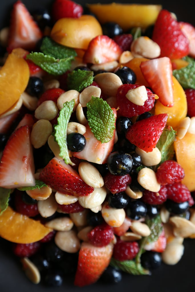 Strawberry, Blueberry, and Feta Salad