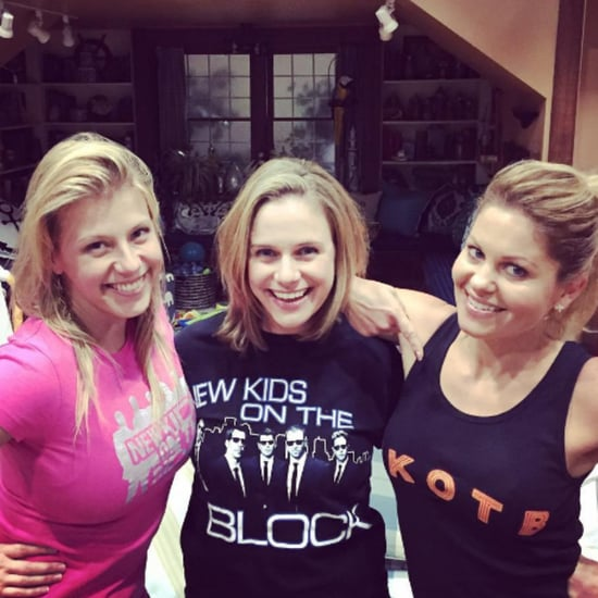 Fuller House Season 2 Instagram Pictures