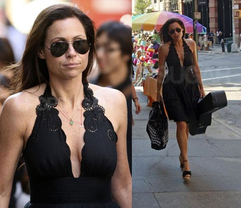 Celebrity Style: Minnie Driver