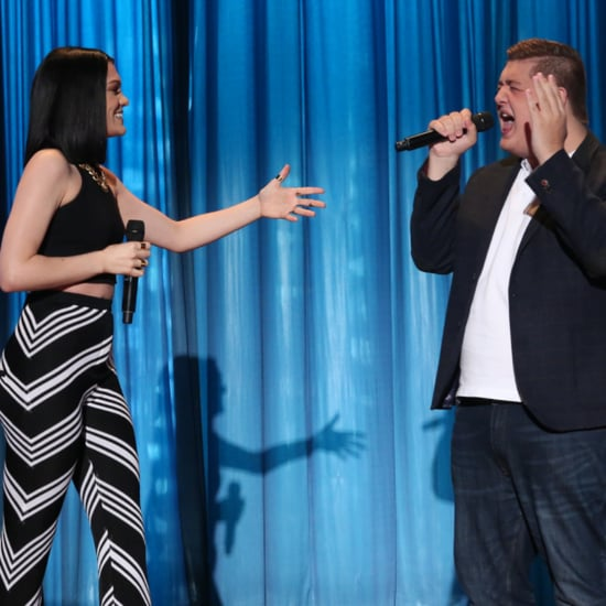 Jessie J Duet With Tom Bleasby on The Ellen DeGeneres Show