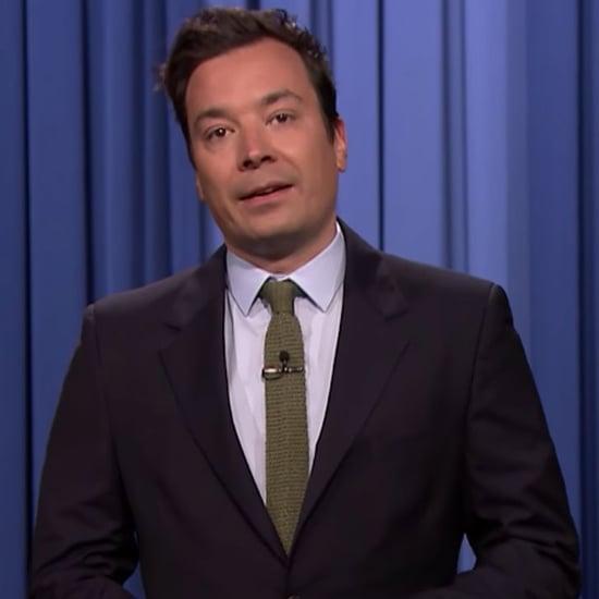 Jimmy Fallon Tonight Show Monologue About Orlando Shooting