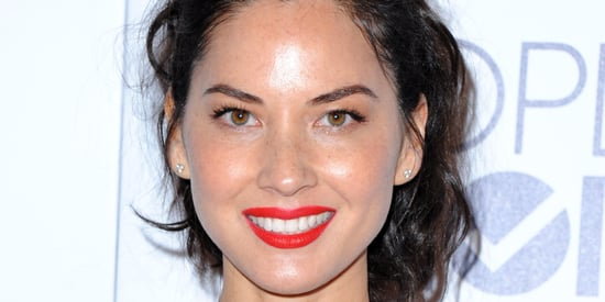 Olivia Munn Brings In The New Year With Gorgeous, Glowing Skin
