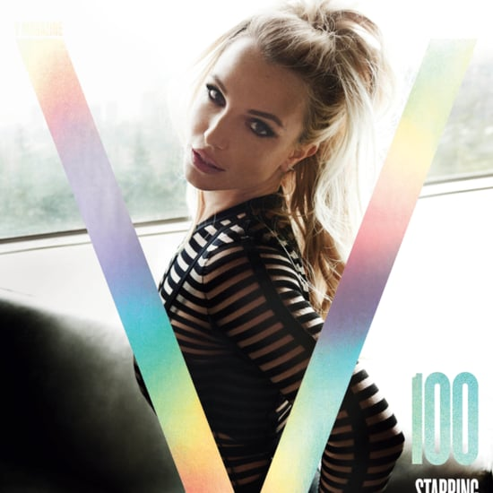 Britney Spears on V Magazine March 2016