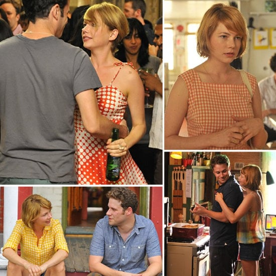 Michelle Williams's Take This Waltz wardrobe is perfect for inspiring sweet Summer style of your own.