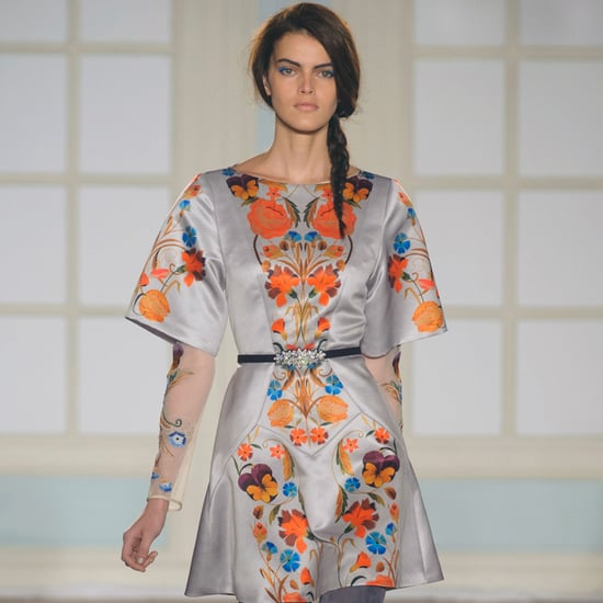 Temperley London Fall 2014 Runway Show | London Fashion Week