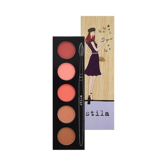 There is blush galore in Stila's Portrait of a Perfect Blush ($16).