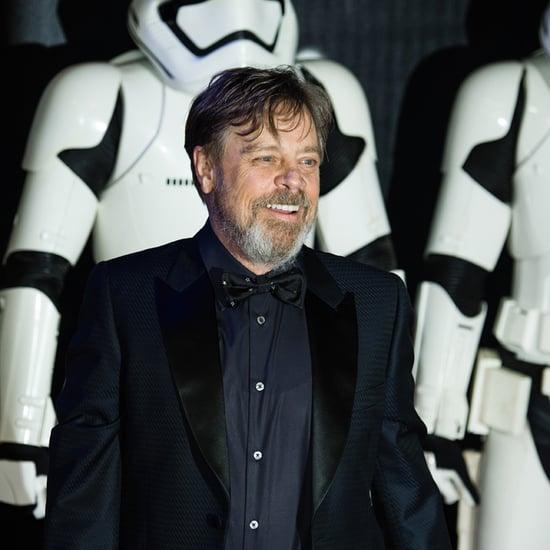 Mark Hamill Tells Female Fan to Dress Up as Luke Skywalker