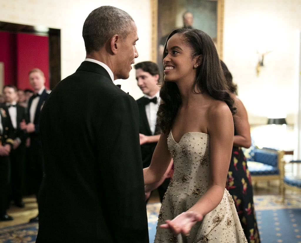 Malia Ann Obama Nude Photos