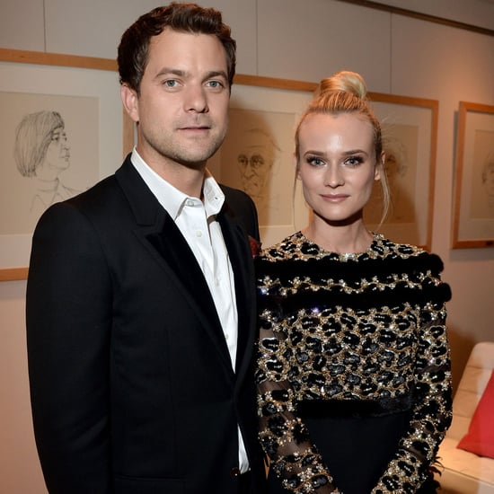 Diane Kruger and Joshua Jackson at TIFF   Pictures