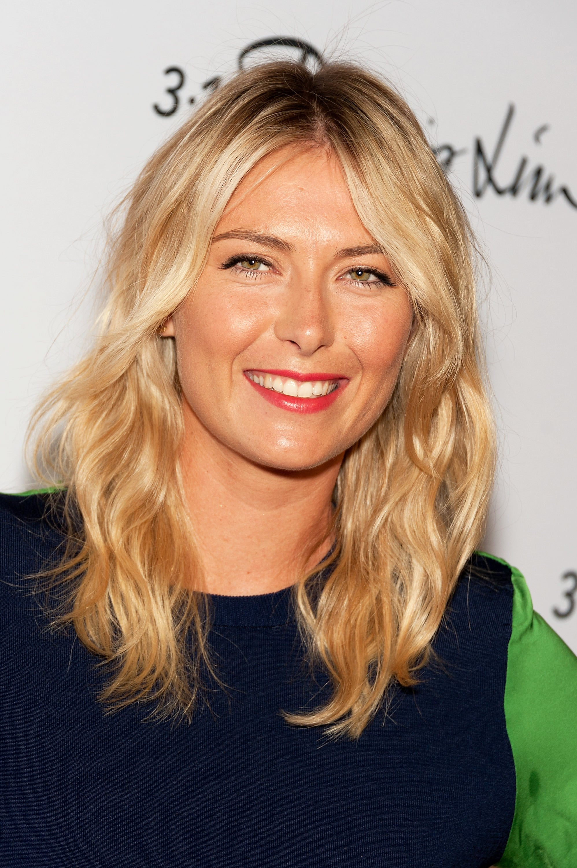 Maria Sharapova at the 3.1 Phillip Lim For Target Launch Event.