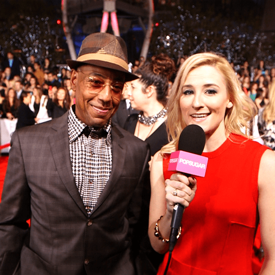 Giancarlo Esposito Video Interview People's Choice Awards