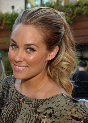 Lauren Conrad's Hair at The Hills Finale 2010-07-14 11:00:00