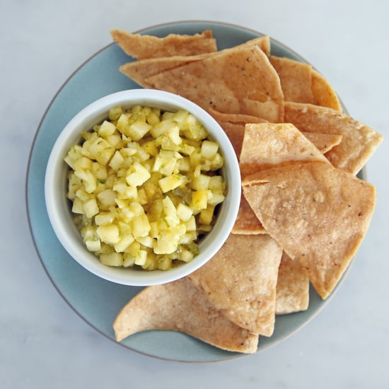 Pineapple Pickle Salsa
