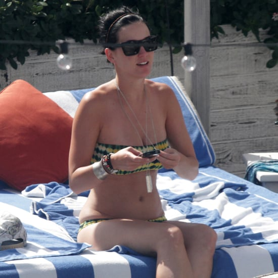 Katy Perry Bikini Pictures in Miami