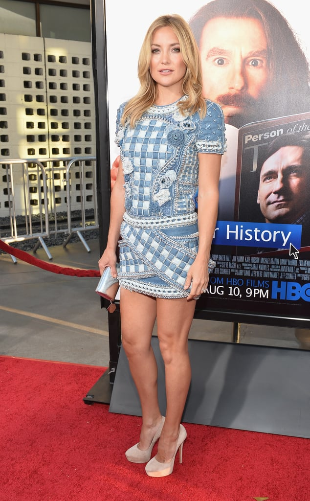 Kate Hudson stars in Clear History, which will air on HBO.