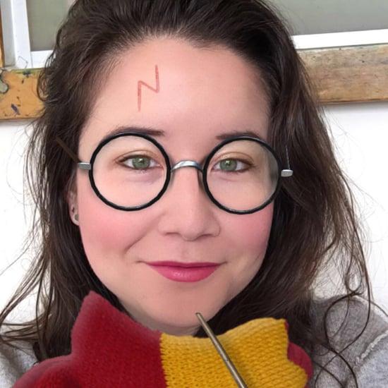 Harry Potter Snapchat Filters