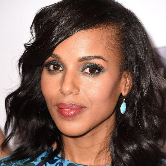 Kerry Washington Pilates Workout