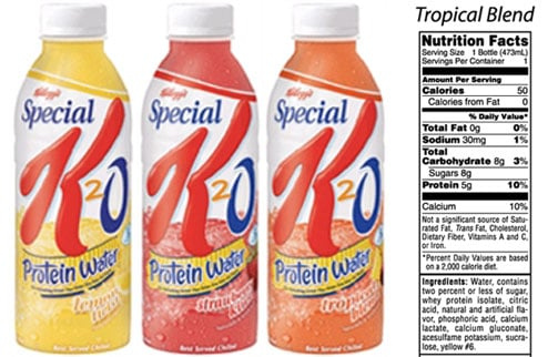 Special K20 Protein Water