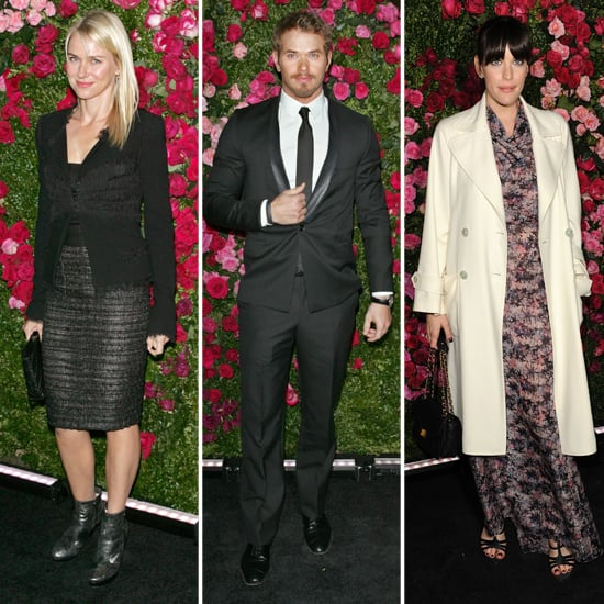 Naomi Watts and Liv Tyler Get Fancy For a Dinner With Chanel and Tribeca