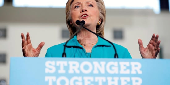 Hillary Clinton's New Platform Is A Blow To Mental Health Stigma