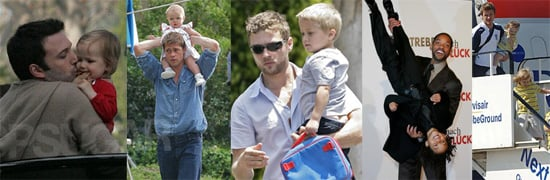 Who is Your Favorite Celebrity Father?