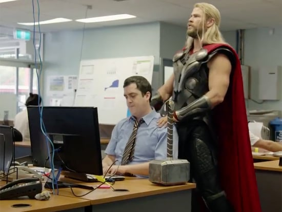 Find Out What Thor Was Up To During Captain America: Civil War