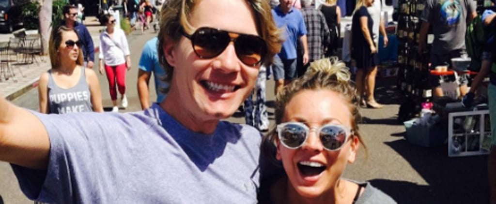 Kaley Cuoco Is Not Just Horsing Around — There's a New Man in Her Life