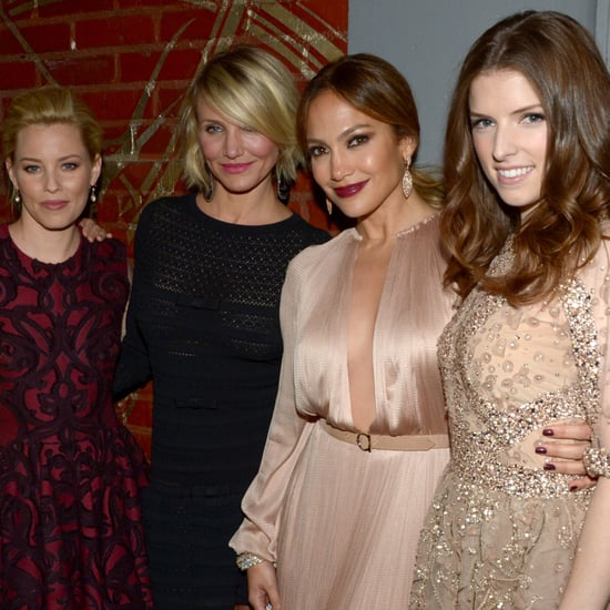 Cameron Diaz and Jennifer Lopez Pictures at What to Expect
