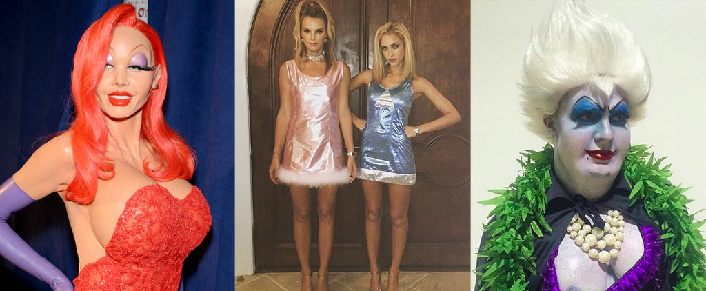 Celebrities Killed the Pop-Culture-Inspired Halloween Costumes This Year