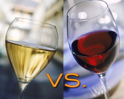 Chardonnay vs. Pinot Noir