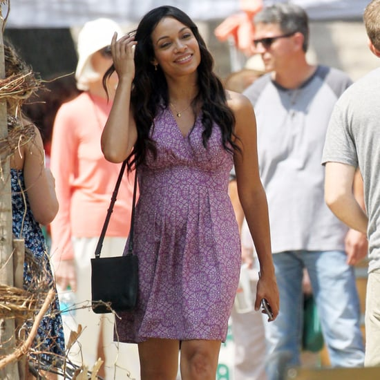 Rosario Dawson's Cute Summer Sundress