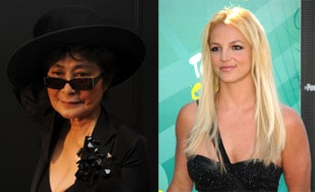 Say What? Yoko Ono on Britney