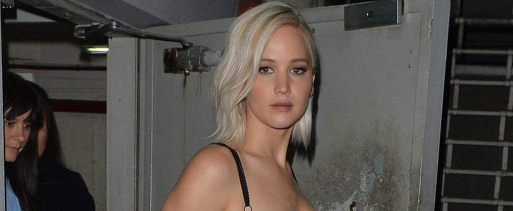 Jennifer Lawrence's Sexy Night Out in London Might Start an Actual Apocalypse