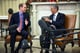 In December 2014, Prince William sat down for a chat with President Barack Obama at the White House.