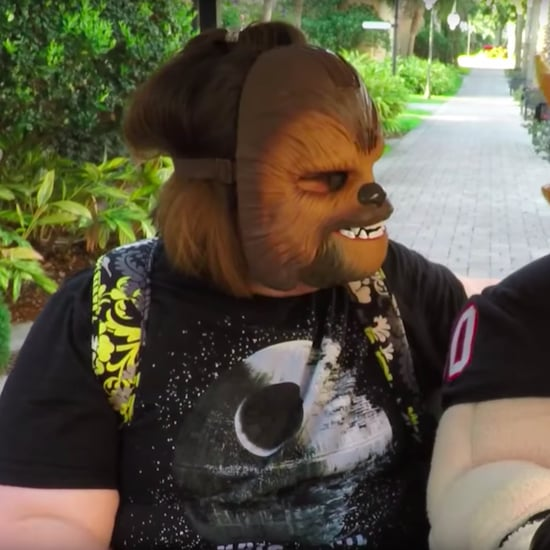 Chewbacca Mom Receives Scholarship