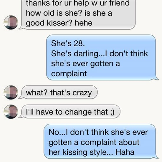 Funny Text Message Conversation
