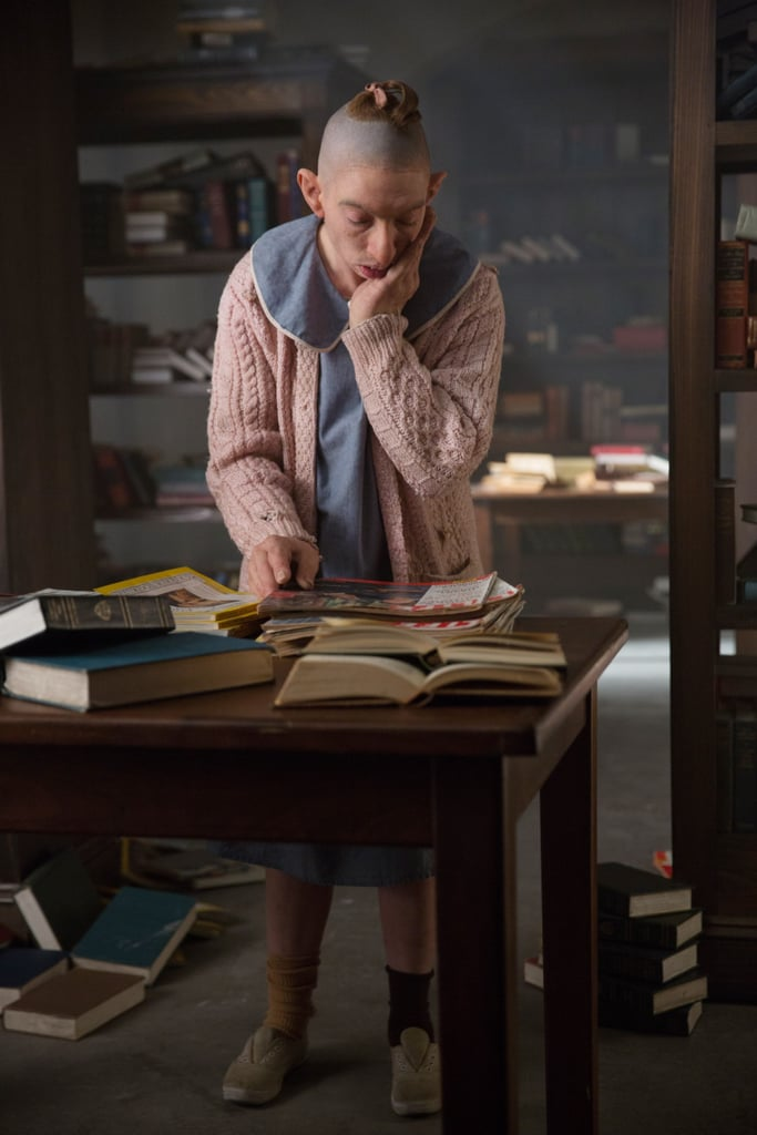 Naomi Grossman as Pepper in Asylum