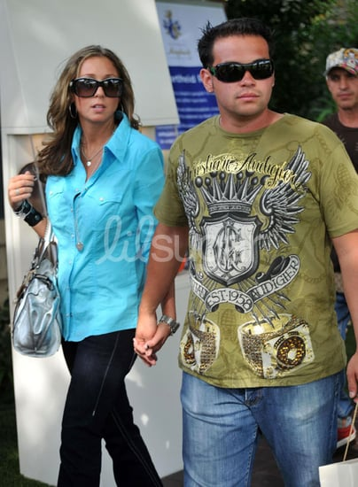Photos of Jon Gosselin Out With Girlfriend 2009-07-11 19:49:12