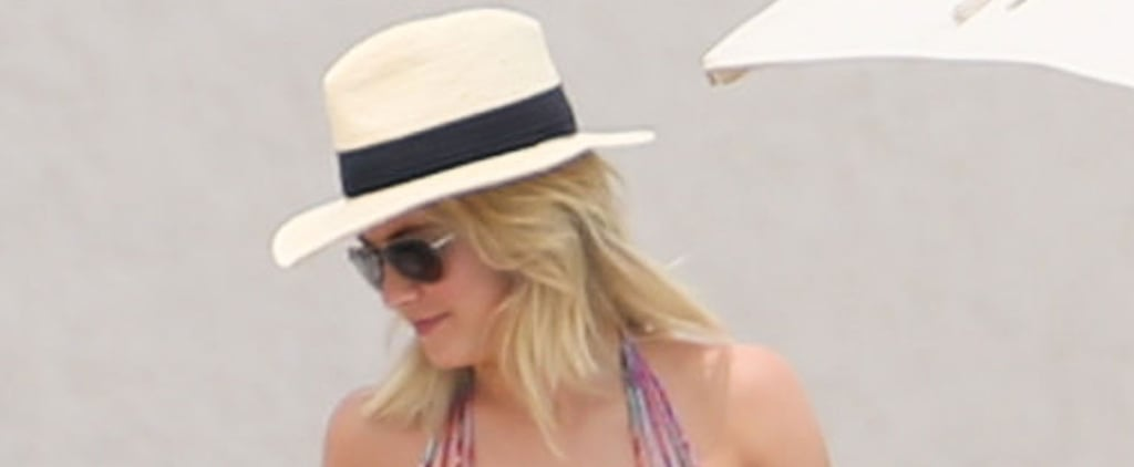 Julianne Hough Brought the Best Accessory on Her Cabo Vacation — Her Amazing Abs