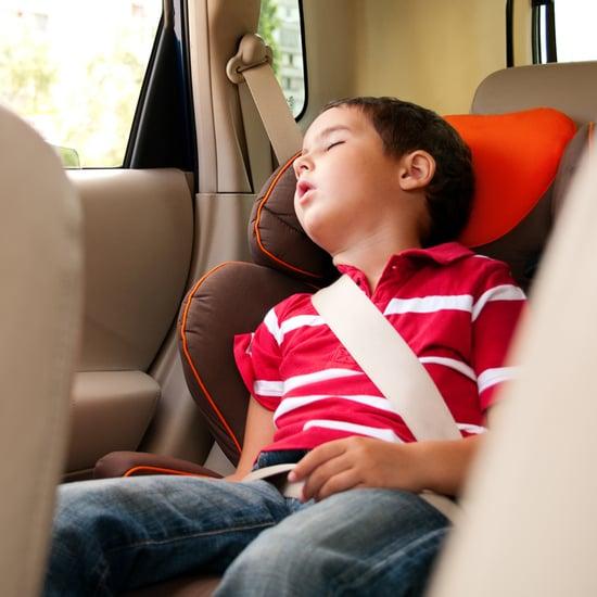 Law on Leaving Kids in Hot Car