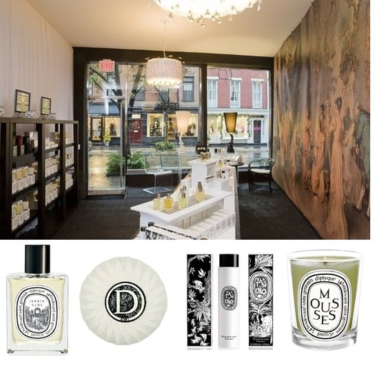 Diptyque Lands In New York & Online