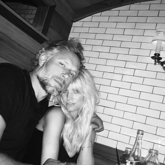 "The fashion designer shared this sexy photo on her anniversary with Eric in May 2015, writing, ""The sexiest day of my life was 5yrs ago when Johnson came into my home #MAY21."""