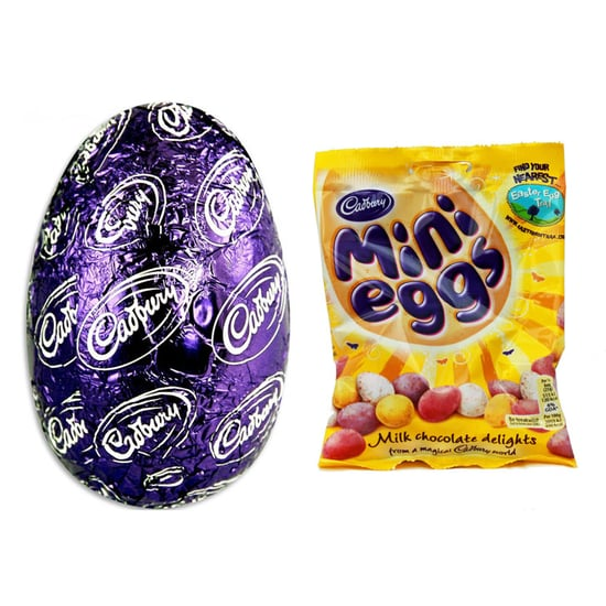 Calories in Easter Eggs