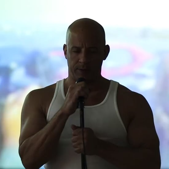 You'll Need Tissues to Watch Vin Diesel's Latest Tribute to Paul Walker