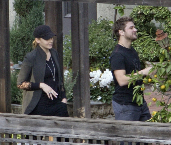 Oh No He Didn't! Ryan Phillippe Resurfaces With Abbie