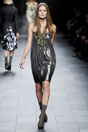 Statement Necklaces: Necklaces were unabashed this Spring 09--jazz up your New Year's get-up and get in on the trend.
