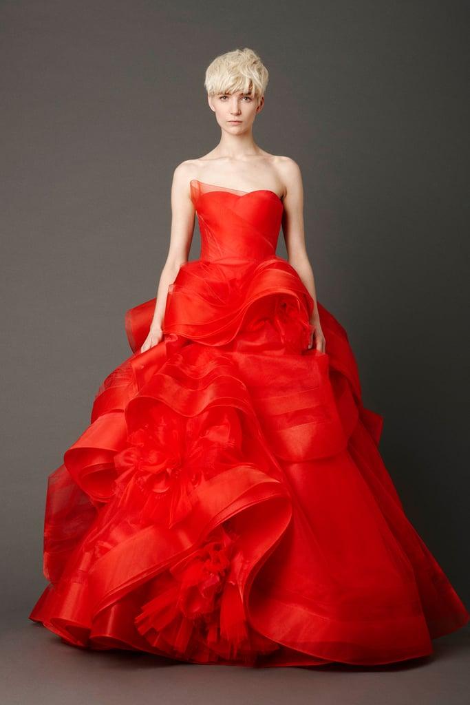 Vera Wang Bridal Spring 2013