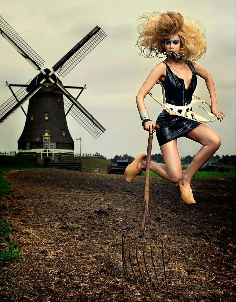 #6: Tilting at Windmills