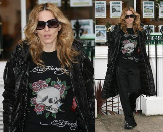 Stella's Mad at Madonna